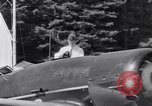 Image of Charles Lindbergh North Haven Maine USA, 1931, second 29 stock footage video 65675040722