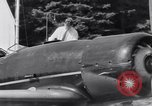 Image of Charles Lindbergh North Haven Maine USA, 1931, second 30 stock footage video 65675040722