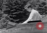 Image of Charles Lindbergh North Haven Maine USA, 1931, second 35 stock footage video 65675040722