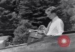 Image of Charles Lindbergh North Haven Maine USA, 1931, second 36 stock footage video 65675040722