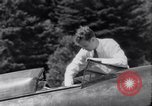 Image of Charles Lindbergh North Haven Maine USA, 1931, second 40 stock footage video 65675040722