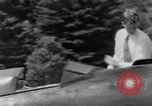 Image of Charles Lindbergh North Haven Maine USA, 1931, second 41 stock footage video 65675040722