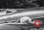 Image of Charles Lindbergh North Haven Maine USA, 1931, second 45 stock footage video 65675040722