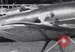 Image of Charles Lindbergh North Haven Maine USA, 1931, second 49 stock footage video 65675040722