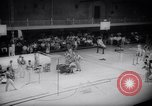 Image of Gymnasts United States USA, 1959, second 10 stock footage video 65675040727
