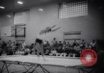 Image of Gymnasts United States USA, 1959, second 42 stock footage video 65675040727