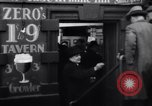 Image of Beer bar by Urbain Ledoux during prohibition New York City USA, 1932, second 12 stock footage video 65675040730