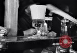 Image of Beer bar by Urbain Ledoux during prohibition New York City USA, 1932, second 21 stock footage video 65675040730