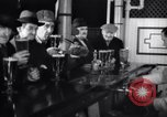Image of Beer bar by Urbain Ledoux during prohibition New York City USA, 1932, second 24 stock footage video 65675040730