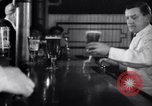 Image of Beer bar by Urbain Ledoux during prohibition New York City USA, 1932, second 37 stock footage video 65675040730