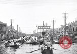Image of Flooded areas Hankou China, 1931, second 10 stock footage video 65675040740