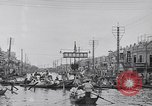 Image of Flooded areas Hankou China, 1931, second 13 stock footage video 65675040740