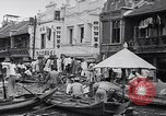 Image of Flooded areas Hankou China, 1931, second 16 stock footage video 65675040740