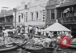 Image of Flooded areas Hankou China, 1931, second 18 stock footage video 65675040740