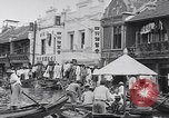 Image of Flooded areas Hankou China, 1931, second 21 stock footage video 65675040740