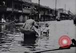 Image of Flooded areas Hankou China, 1931, second 28 stock footage video 65675040740
