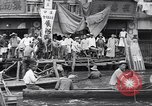 Image of Flooded areas Hankou China, 1931, second 39 stock footage video 65675040740