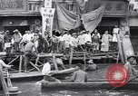 Image of Flooded areas Hankou China, 1931, second 40 stock footage video 65675040740
