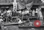 Image of Flooded areas Hankou China, 1931, second 41 stock footage video 65675040740