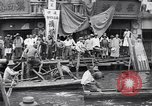 Image of Flooded areas Hankou China, 1931, second 42 stock footage video 65675040740