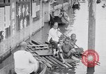 Image of Flooded areas Hankou China, 1931, second 54 stock footage video 65675040740