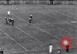 Image of football match New Haven Connecticut USA, 1932, second 17 stock footage video 65675040750