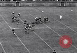 Image of football match New Haven Connecticut USA, 1932, second 20 stock footage video 65675040750
