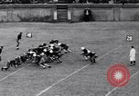 Image of football match New Haven Connecticut USA, 1932, second 34 stock footage video 65675040750