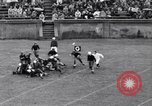 Image of football match New Haven Connecticut USA, 1932, second 46 stock footage video 65675040750