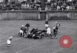 Image of football match New Haven Connecticut USA, 1932, second 48 stock footage video 65675040750