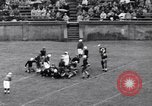 Image of football match New Haven Connecticut USA, 1932, second 49 stock footage video 65675040750