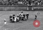 Image of football match New Haven Connecticut USA, 1932, second 58 stock footage video 65675040750