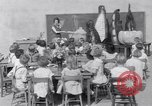 Image of Giant models of vegetables Hawthorne California USA, 1932, second 12 stock footage video 65675040751