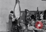 Image of Giant models of vegetables Hawthorne California USA, 1932, second 37 stock footage video 65675040751