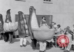 Image of Giant models of vegetables Hawthorne California USA, 1932, second 44 stock footage video 65675040751