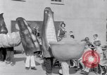 Image of Giant models of vegetables Hawthorne California USA, 1932, second 45 stock footage video 65675040751
