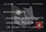 Image of Hobo settlement Shanghai China, 1932, second 1 stock footage video 65675040754