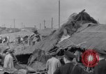 Image of Hobo settlement Shanghai China, 1932, second 23 stock footage video 65675040754