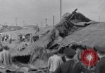 Image of Hobo settlement Shanghai China, 1932, second 27 stock footage video 65675040754