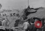 Image of Hobo settlement Shanghai China, 1932, second 30 stock footage video 65675040754