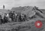 Image of Hobo settlement Shanghai China, 1932, second 61 stock footage video 65675040754