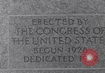Image of Memorial to Wright Brothers erected Kitty Hawk North Carolina USA, 1932, second 27 stock footage video 65675040755