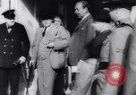 Image of Winston Churchill Quebec Canada, 1943, second 17 stock footage video 65675040767
