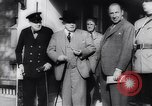 Image of Winston Churchill Quebec Canada, 1943, second 19 stock footage video 65675040767