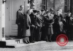 Image of Winston Churchill Quebec Canada, 1943, second 20 stock footage video 65675040767