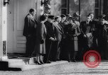 Image of Winston Churchill Quebec Canada, 1943, second 21 stock footage video 65675040767