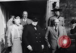 Image of Winston Churchill Quebec Canada, 1943, second 26 stock footage video 65675040767