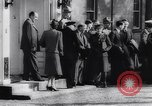 Image of Winston Churchill Quebec Canada, 1943, second 29 stock footage video 65675040767