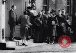 Image of Winston Churchill Quebec Canada, 1943, second 30 stock footage video 65675040767