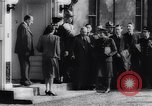 Image of Winston Churchill Quebec Canada, 1943, second 31 stock footage video 65675040767